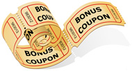 Bonus Coupon Codes - Casinos